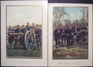 Arnould Piece & Artillery