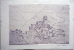 Belser San Francesco Assisi Sheet